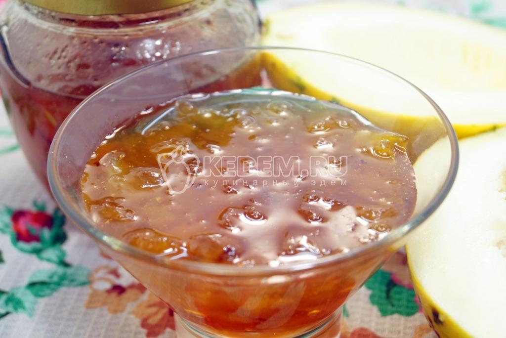Варенье из дыни пошаговый рецепт с фото