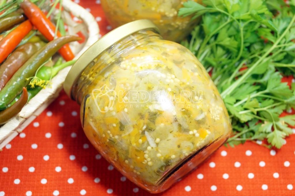 лучшие рецепты заготовок супов на зиму