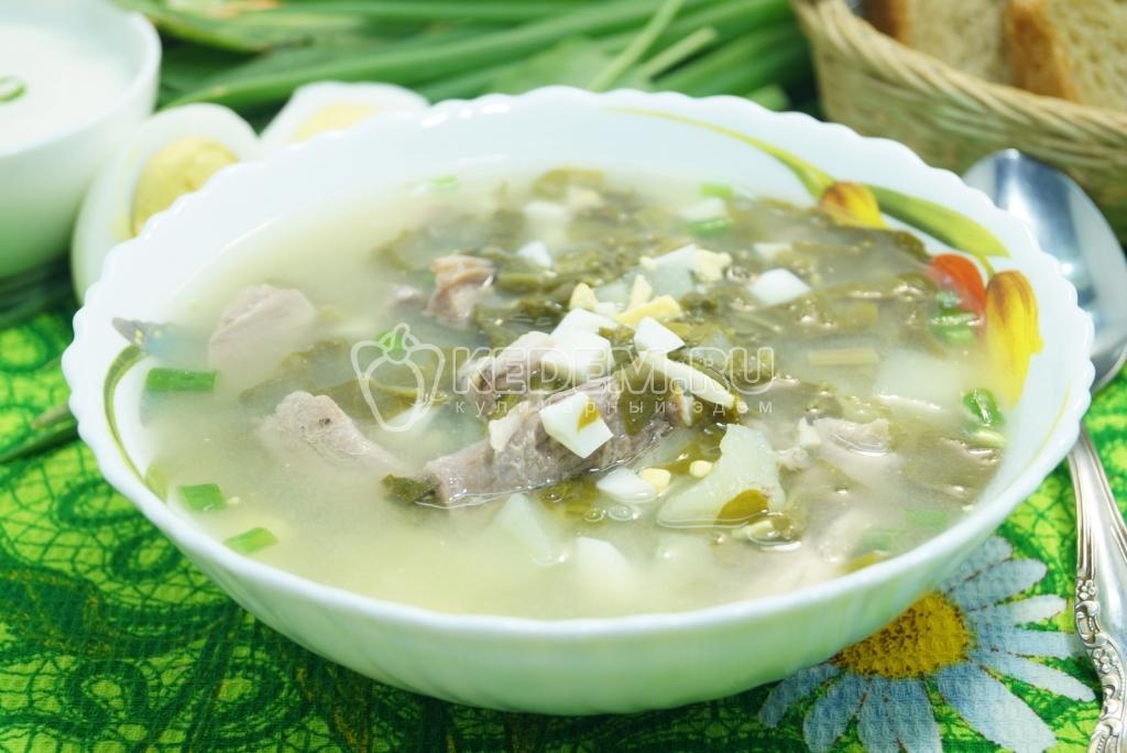 легкие рецепты с фото супов
