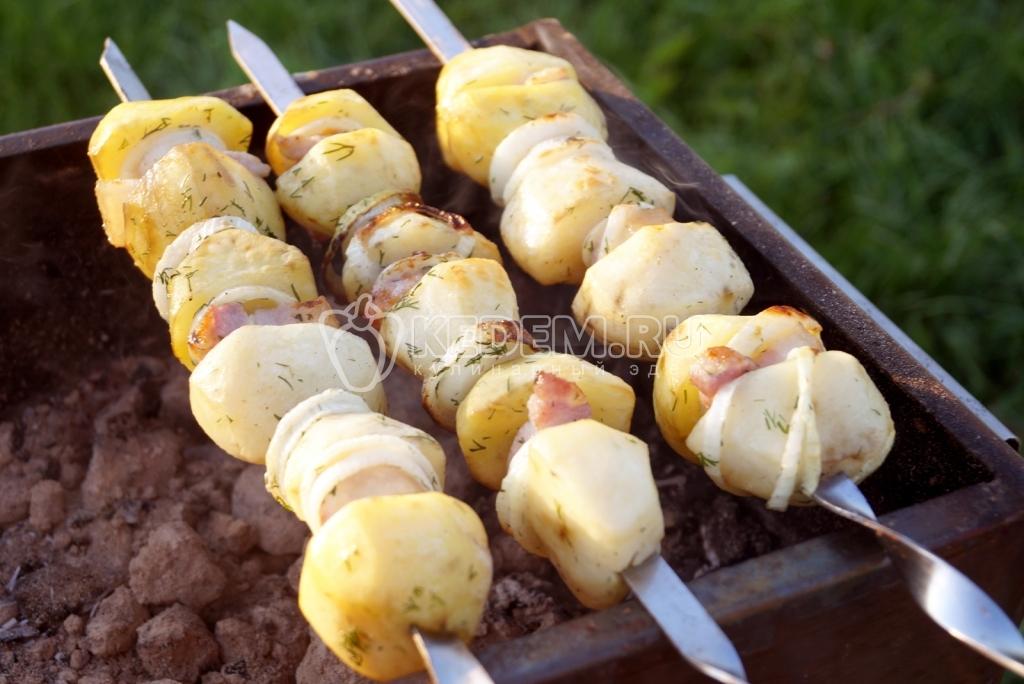 Рецепты блюд на мангале