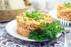 Салат из моркови «Кайри»