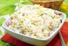 Салат с крабовыми палочками «Красти»