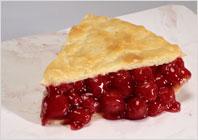 Творожно-вишневый пирог – кулинарный рецепт