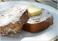 Ямайский кокосовый хлеб