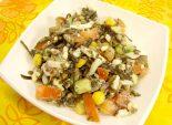 Салат из морской капусты – рецепт с фото приготовления вкусного салата из морской капусты. - Лучшие салаты на сайте Кулинарный Эдем. Фото рецепта