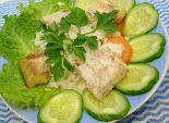 Минтай с овощами – РЕЦЕПТ С ФОТО. Подойдет как постное блюдо. Простой и вкусный рецепт с рыбой. – Кулинарный рецепты с фотографией от сайта Кулинарный Эдем. Фото рецепта