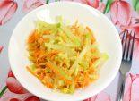 Салат из редьки с яблоком и лимоном – ЛУЧШИЕ РЕЦЕПТЫ САЛАТОВ – кулинарный рецепт, с помощью которого можно приготовить вкусненький салатик за 5 минут. – Рецепты салатов на сайте Кулинарный Эдем. Фото рецепта