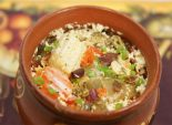 Тушеные овощи в горшочке с фаршем и сметаной – ФОТО РЕЦЕПТЫ ОВОЩЕЙ – кулинарный рецепт приготовления вкусных овощей. В результате получаются вкусные овощи с фаршем. Идеальное второе блюдо.  Фото рецепта