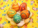 Пасхальные яйца Буйство фантазии – украшение пасхальных яиц для детей.