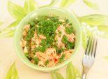 Морковный салат с хреном –  Рецепт приготовления морковного салата с хреном. Вкусный салатик, который легко и быстро приготовить на ужин.  Его можно включить в свои лучше вкусные салатики, которые просто приготовить в любое время.  Фото рецепта