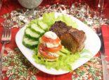 Мясо для Деда Мороза. Кулинарный рецепт приготовления мяса в духовке.
