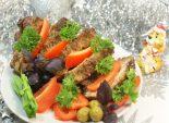 Праздничное жаркое. Кулинарный рецепт приготовления праздничного жаркого на Новый год.