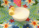Молочный коктейль «В гостях у сказки». Кулинарный фото рецепт приготовления молочного коктейля с бананом. Фото рецепта