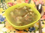 Суп со щавелем и яйцом. Кулинарный фото рецепт приготовления супа со щавелем и яйцом. Фото рецепта