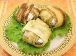 Конвертики из кабачков с сыром. Кулинарный фото рецепт приготовления конвертиков из кабачков с сыром. Фото рецепта