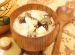 Жаркое в горшочке. Кулинарный фото рецепт приготовления жаркого с курицей грибами и овощами в горшочке. Фото рецепта