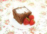 Шоколадный кекс. Кулинарный фото рецепт приготовления шоколадного кекса. Фото рецепта