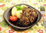 Соте из баклажан. Кулинарный фото рецепт приготовления соте из баклажан с розмарином. Фото рецепта