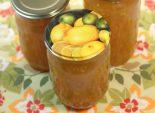 Кабачковое варенье с лимоном. Кулинарный фото рецепт приготовления варенья из кабачков с лимоном. Фото рецепта