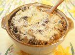 Жаркое с стручковой фасолью и опятами. Кулинарный рецепт приготовления жаркого с стручковой фасолью и опятами. Фото рецепта