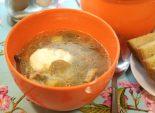 Грибной суп с шампиньонами. Кулинарный фото рецепт приготовления грибного супа с грибами шампиньонами. Фото рецепта