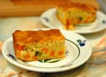 Пирог с тыквой и киви. Кулинарный фото рецепт приготовления пирога с тыквой и киви. Фото рецепта