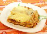 Лазанья по-домашнему. Кулинарный фото рецепт приготовления лазаньи по-домашнему. Фото рецепта
