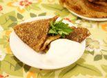 Блины «кислые». Кулинарный фото рецепт приготовления кислых блинов на кефире. Фото рецепта