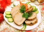 Буженина «К пасхальному столу». Кулинарный фото рецепт для пасхального стола приготовления буженины на Пасху «К пасхальному столу».