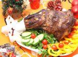 Запеченная баранья нога. Кулинарный пошаговый рецепт с фотографиями приготовление баранины - баранья нога запеченная в духовке.