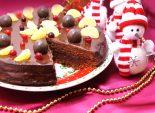 Торт «Шоколадный праздник». Пошаговый кулинарный рецепт с фото приготовление шоколадного торта с джемом и глазурью на новогодний стол.