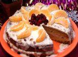 Торт «Метелица». Пошаговый кулинарный рецепт с фотографиями приготовление торта с орехами на новый год.
