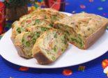 Яичная запеканка с овощами и ветчиной. Пошаговый кулинарный рецепт с фотографиями приготовление яичной запеканки с овощами и ветчиной.