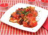 Горячее «Наслаждение». Пошаговый кулинарный рецепт с фотографиями приготовление филе горбуши с томатным соусом.