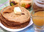 Гречневые блины. Пошаговый кулинарный рецепт с фотографиями приготовление гречневых блинов из гречневой муки на Масленицу. Фото рецепта