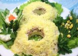 Салат «8 марта!». Пошаговый кулинарный рецепт с фотографиями приготовление салата на 8 марта. Фото рецепта