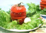 Закуска «Любимая». Пошаговый кулинарный рецепт приготовления закуски из помидор с моцареллой. Фото рецепта