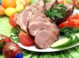 Свинина запеченная с чесноком и розмарином. Пошаговый кулинарный рецепт с фотографиями приготовление свинины запеченной с чесноком и розмарином. Фото рецепта