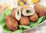 Котлеты «Счастливые». Пошаговый кулинарный рецепт приготовление котлет из курицы с зеленью.  Фото рецепта