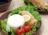 Кусочки жареной кеты в панировке из кунжута. Пошаговый кулинарный рецепт с фотографиями приготовление красной рыбы в панировке из кунжута. Фото рецепта