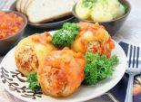 Фаршированные перцы. Пошаговый кулинарный рецепт с фотографиями приготовление фаршированных перцев с куриным фаршем. Фото рецепта