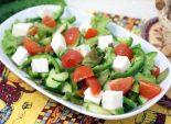 Салат с сыром «Фета» и овощами. Пошаговый кулинарный рецепт с фото приготовление салата из овощей с сыром фета. Фото рецепта