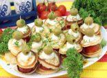 Оладьи «На закуску». Пошаговый кулинарный рецепт с фотографиями приготовление оладий с моцареллой. Фото рецепта