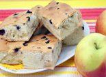Шарлотка с яблоками и ягодой. Пошаговый кулинарный рецепт с фотографиями приготовление шарлотки с яблоками и ягодой. Фото рецепта