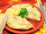 Тортилья. Пошаговый кулинарный рецепт с фото приготовление тортильи. Фото рецепта