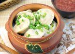 Пельмени с тыквой. Пошаговый кулинарный рецепт с фотографиями приготовление пельменей с тыквой. Фото рецепта