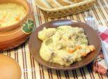 Кукурузная каша с мясом по-деревенски. Пошаговый кулинарный рецепт с фотографиями приготовление кукурузной каши с мясом и овощами. Фото рецепта