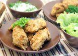 Куриные хрустящие ломтики. Пошаговый кулинарный рецепт с фотографиями приготовление куриного филе в панировке. Фото рецепта