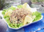 Салат «Новогодняя горка». Пошаговый кулинарный рецепт с фото приготовление салата с курицей и грибами на новогодний стол. Фото рецепта