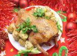 Утка с картофелем. Пошаговый кулинарный рецепт с фото приготовление рождественской утки с картофелем на Рождество. Фото рецепта